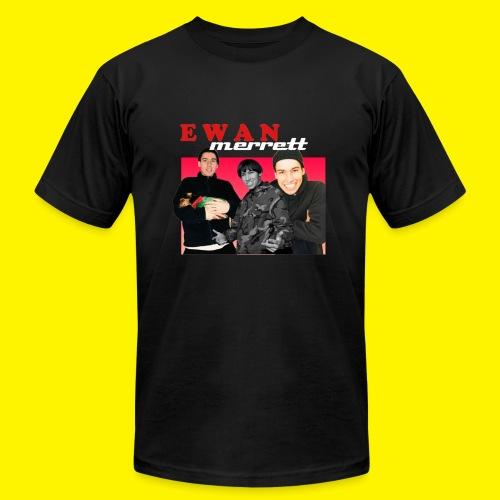 ewan merrett - Men's Fine Jersey T-Shirt