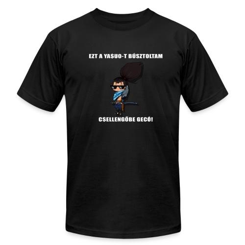 YASUOT CSELLENGŐBE BÚSZTOLÓS Póló - Men's Fine Jersey T-Shirt