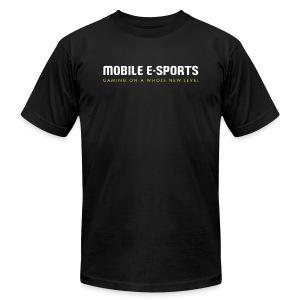 MOBILE E-SPORTS - Men's Fine Jersey T-Shirt