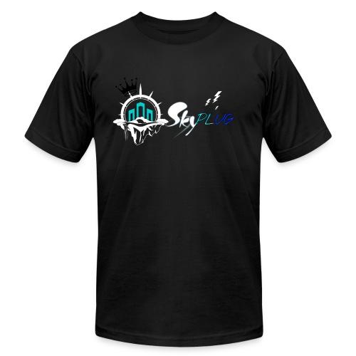 SkyPlug - Men's Fine Jersey T-Shirt