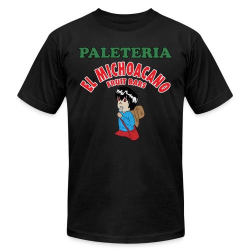 PALETERIA - Men's Fine Jersey T-Shirt