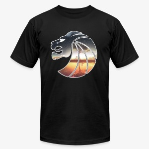 Seven Lions Logo - Men's Fine Jersey T-Shirt