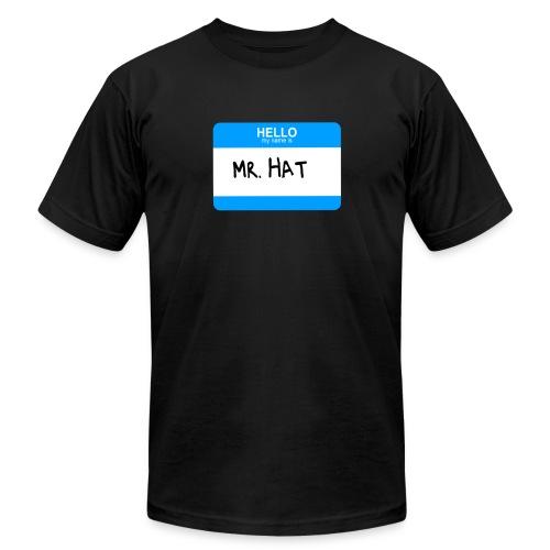 Official Logo - Men's Fine Jersey T-Shirt