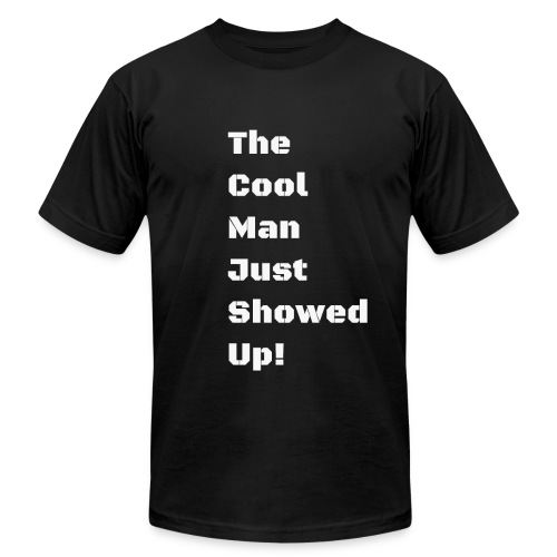 Cool Man - Men's Fine Jersey T-Shirt