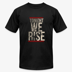 Tonight We Rise - Skillet Tee - Men's Fine Jersey T-Shirt