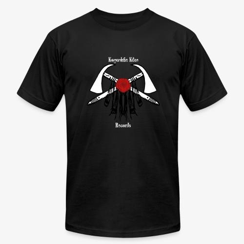 Komankhe Klan Records - Men's  Jersey T-Shirt