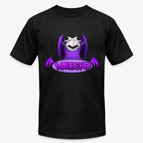 Halberd Logo - Men's Fine Jersey T-Shirt