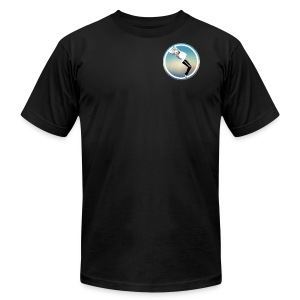 Cameron's day design - Men's Fine Jersey T-Shirt