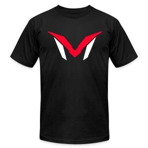 MADD Logo 1 - Men's Fine Jersey T-Shirt