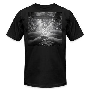 PinballNoir - Men's Fine Jersey T-Shirt