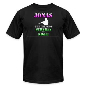 White Jonas - Men's Fine Jersey T-Shirt