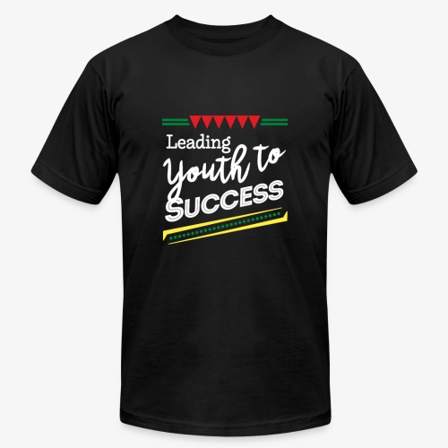 Leading Youth To Success - Men's Fine Jersey T-Shirt