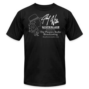 Johnny Winter's Winterland - Men's Fine Jersey T-Shirt
