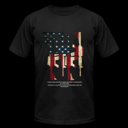 The 2nd Right is Best Right - Men's Fine Jersey T-Shirt
