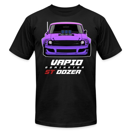 Dominator ST Dozer Purple T-Shirt - Men's  Jersey T-Shirt