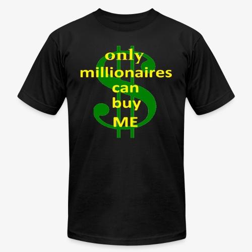 Milioners Tshirt - Men's Fine Jersey T-Shirt