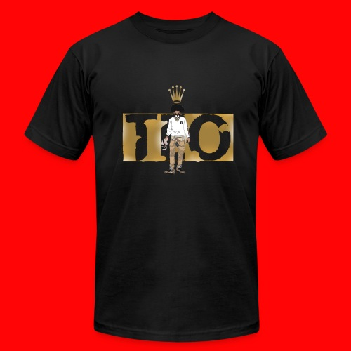 AYO AND TEO MERCH - Men's Fine Jersey T-Shirt
