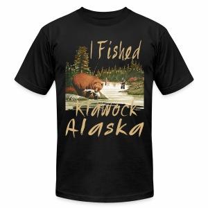 Klawock, Alaska - Men's Fine Jersey T-Shirt