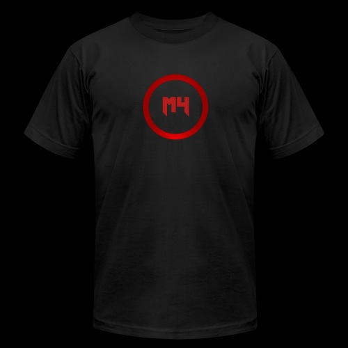 M4GAMINGYT - Men's Fine Jersey T-Shirt