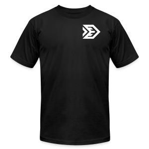 DJS Sexy logo! - Men's Fine Jersey T-Shirt