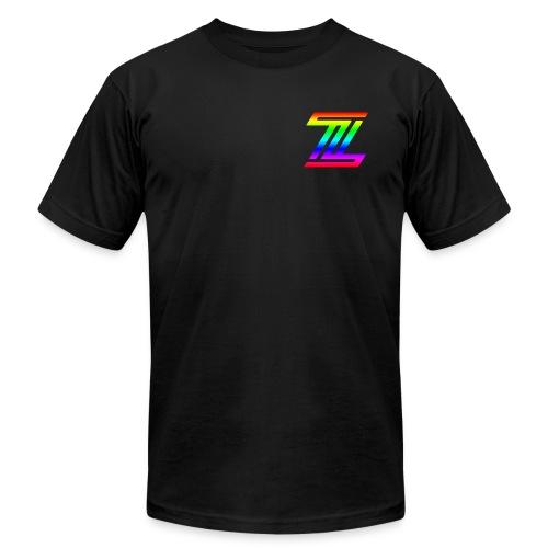 ZekoLogo - Men's Fine Jersey T-Shirt