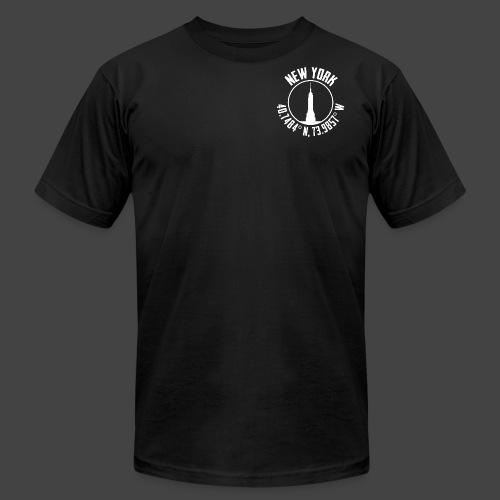 New York Coords - Men's Fine Jersey T-Shirt