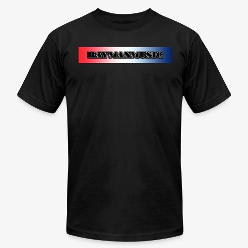 Rayman Exclusive Banner - Men's Fine Jersey T-Shirt