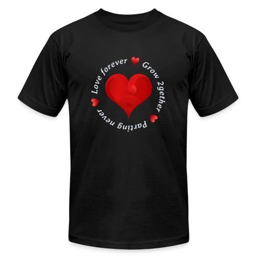 For My beloved - Men's Fine Jersey T-Shirt