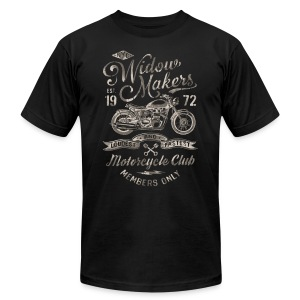 Vintage Motorcycle Club - Men's Fine Jersey T-Shirt