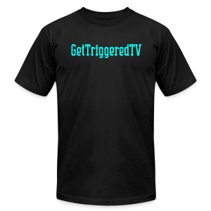 GetTriggeredTV MERCH - Men's Fine Jersey T-Shirt