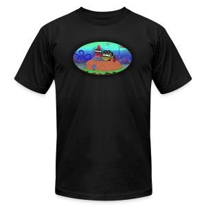 Goofed v1 - Men's Fine Jersey T-Shirt