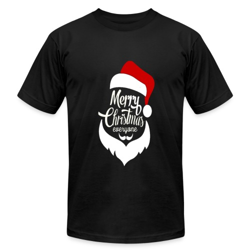 Merry Christmas Tee - Men's Fine Jersey T-Shirt