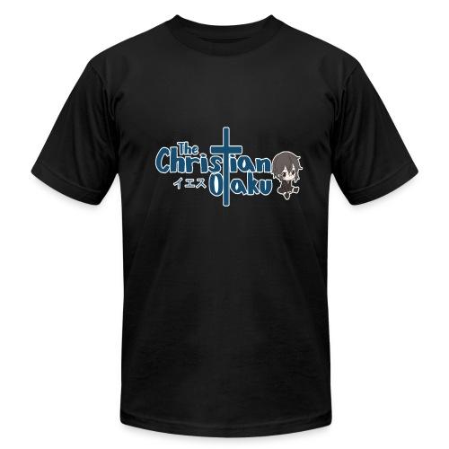 The Christian Otaku Official shirt - Men's Fine Jersey T-Shirt