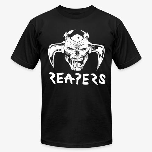 REAPERS Deathshead Shirt - Men's Fine Jersey T-Shirt