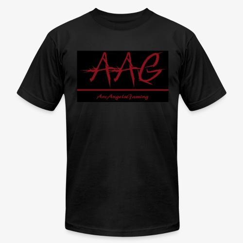 ArcAngelsGaming t-shirt black - Men's Fine Jersey T-Shirt