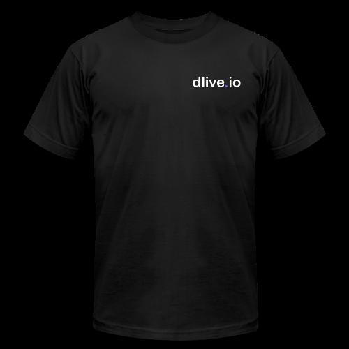 dlive.io - Men's Fine Jersey T-Shirt