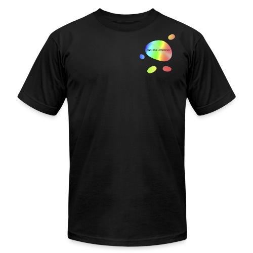 NYU Philosophy - Men's Fine Jersey T-Shirt