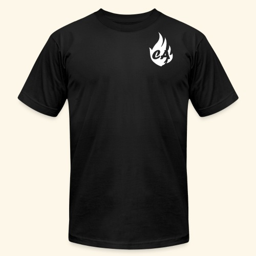 Creed Fire Colection 1 - Men's Fine Jersey T-Shirt
