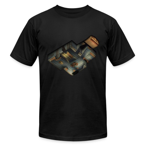 THPS Warehouse - Men's Fine Jersey T-Shirt