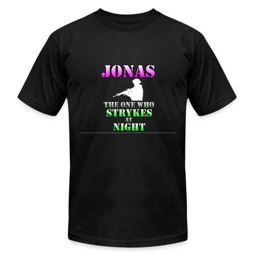 White Jonas - Men's Fine Jersey T-Shirt