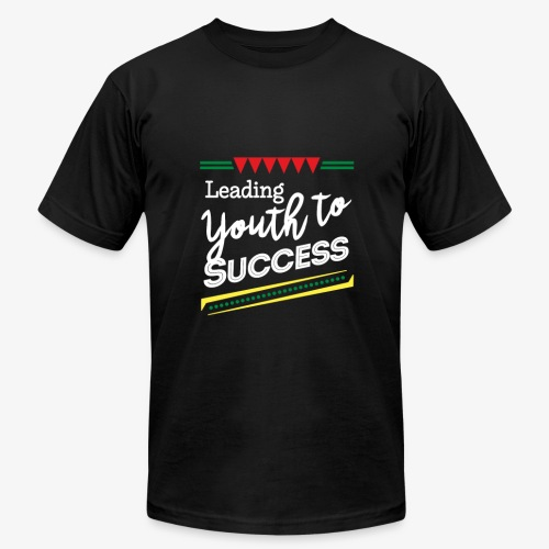 Leading Youth To Success - Men's  Jersey T-Shirt