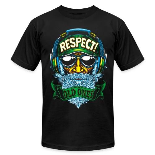 RESPECT - Men's Fine Jersey T-Shirt