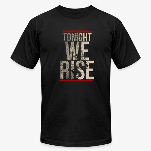 Tonight We Rise - Skillet Tee - Men's Fine Jersey T-Shirt