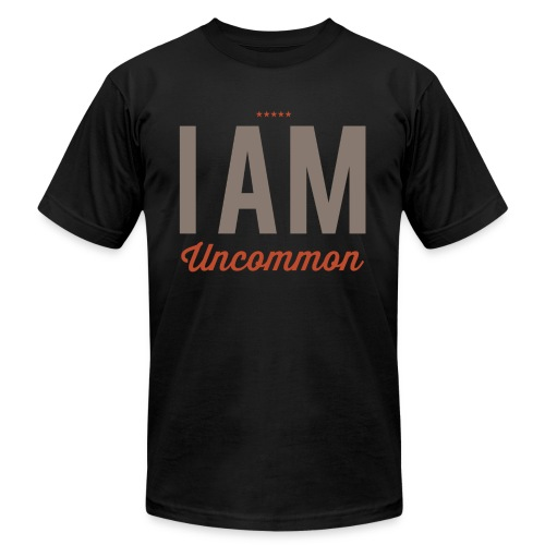 I Am Uncommon - Men's Fine Jersey T-Shirt