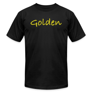 Golden Official - Men's Fine Jersey T-Shirt