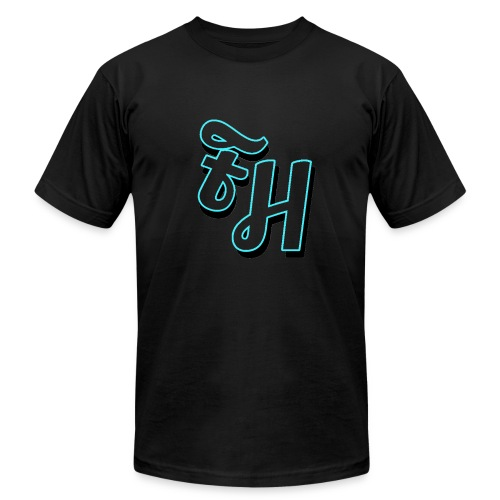 special edition logo - Men's Fine Jersey T-Shirt