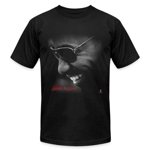 AF smile - Men's Fine Jersey T-Shirt