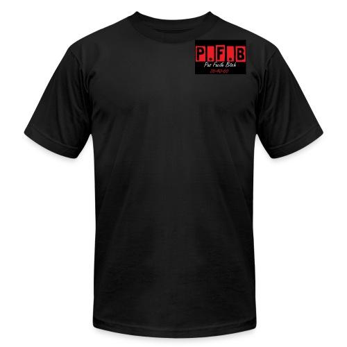 Pas Facile Bitch - Men's Fine Jersey T-Shirt