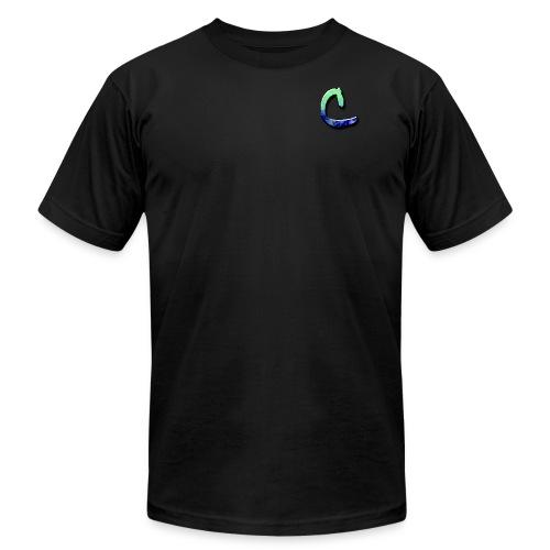CrevixYT Logo - Men's Fine Jersey T-Shirt