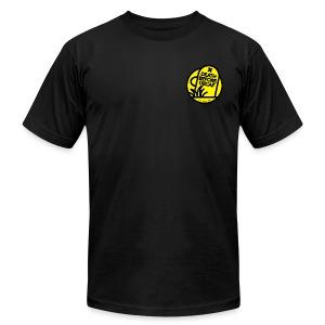 Death Before Decaf - Men's Fine Jersey T-Shirt